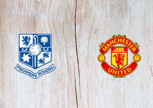 Tranmere Rovers vs Manchester United Full Match & Highlights 26 January 2020