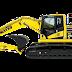 Shop Manual Hydraulic Excavator pc210lc-10