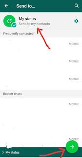 WhatsApp Status Par Song Kaise Lagaye