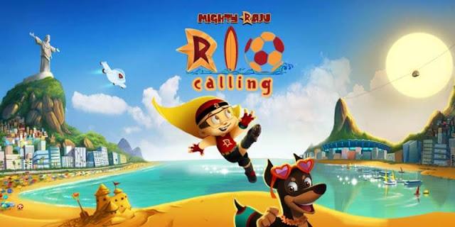Mighty Raju Rio Calling Full Movie In HINDI [HD 720p] Free Download