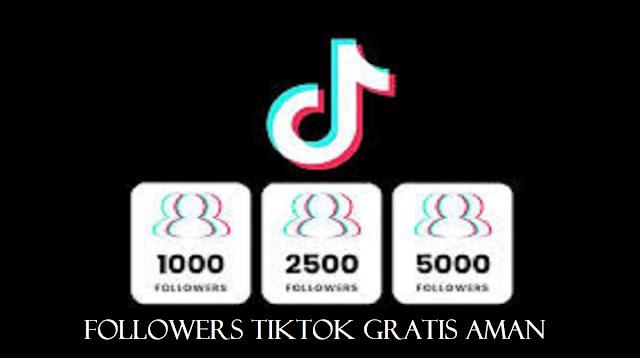 Followers TikTok Gratis Aman