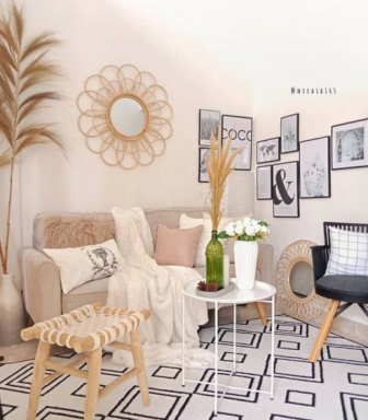 5 desain ruang tamu sederhana - dekorasi rumah
