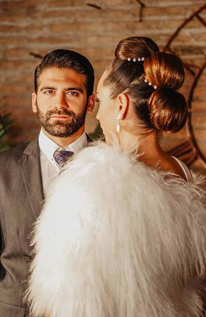 peinados para casamientos