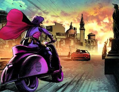 Reseña de Hit-Girl 3: En Roma, de Rafael Albuquerque y Rafael Scavone - Panini Comics