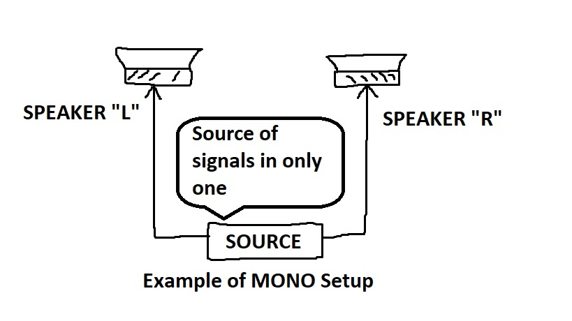 Example of MONO Setup