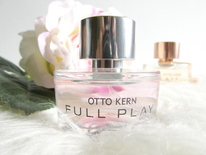 Review: Otto Kern - Full Play Man - 30ml - 19.95 Euro - Duftbeschreibung