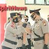 Kapolda Sulsel Pimpin Sertijab  dan Pelantikan PJU Polda Sulsel Dengan Protokol Covid-19