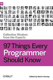 97 Things Every Programmer Should Know PDF