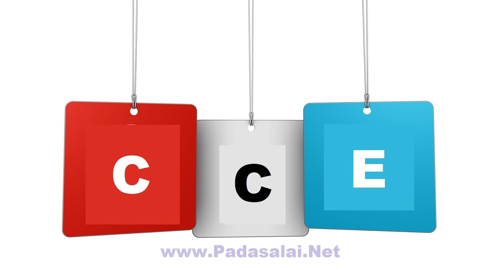 CCE Worksheet 3 Questions Answer Keys – Worksheet Answer Keys