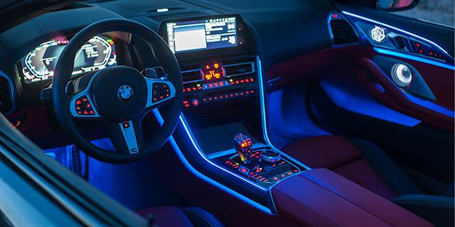 Cuida la iluminación interior de tu coche | Más Querétaro