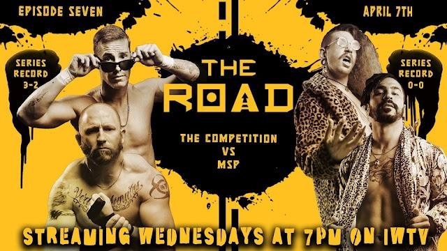 Limitless Wrestling The Road, Season 3 Episode 7