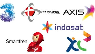 Cara Registrasi Ulang Kartu Terlkomsel, Axis, 3, XL dengan No KK dan e-KTP