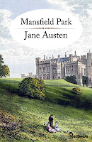 Image of Mansfield Park on Top Ten Tuesday on Blog of Writing Consultant, Author and Editor from Extra Ink Edits, providing Editing Services for Writers