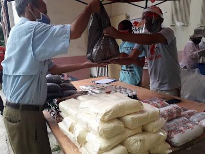 Habitantes de Quenda y La Matica adquirieron productos básicos en operativos de Proveal