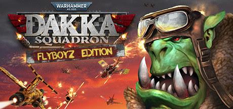 Warhammer 40000 Dakka Squadron Flyboyz Edition-CODEX