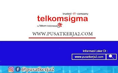 Lowongan Kerja Jakarta TelkomSigma Bulan Desember 2020