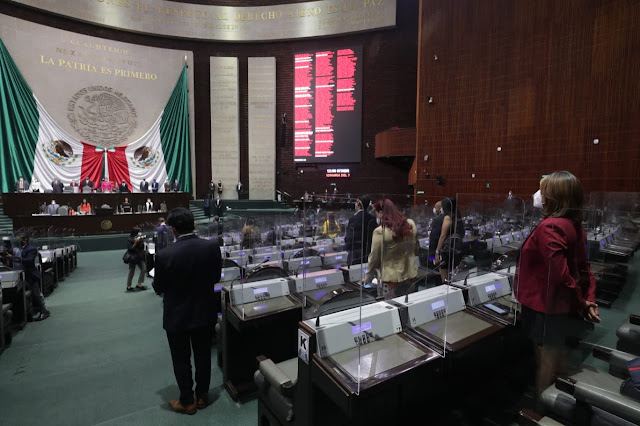 La Cámara de Diputados reformó la Ley del Servicio Postal Mexicano