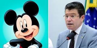 Mickey é homossexual e Disney faz apologia ao 'gayzismo', diz deputado evangélico