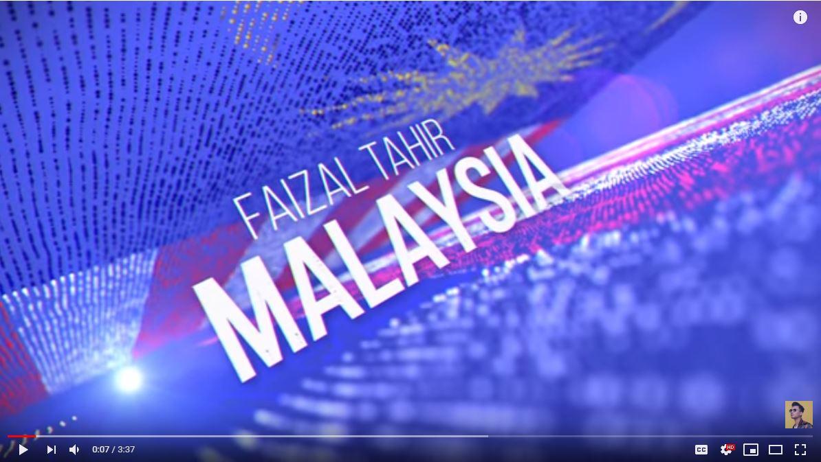 Kasihkuamani Malaysia Faizal Tahir