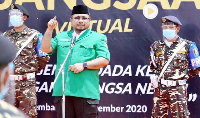Yaqut: Mau Syiah, Ahmadiyah, NU, Muhammadiyah, Anggota Organisasi ini Sama di Mata Hukum