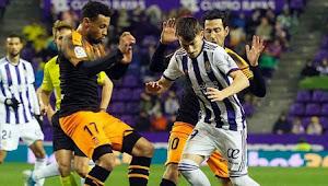 Prediksi Skor Valencia Vs Real Valladolid 8 Juli 2020