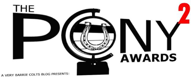 The 2018 Pony Awards. #OHL