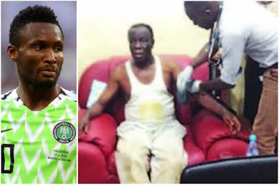 Kidnappers Think Mikel Gives Me Millions, He Doesn't Even Call Me - Father Opens Up