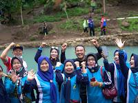 Sembari Bersepeda, Ketua Komisi II  Sambangi Wisata Desa