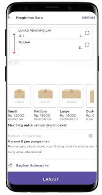 Aplikasi Paxel - Blog Mas Hendra