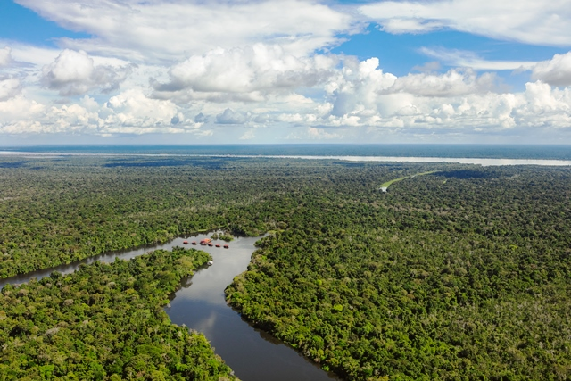 A Amazônia é uma verdadeira imersão em um destino remoto