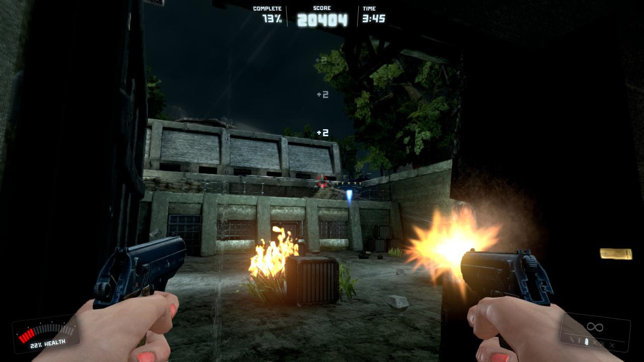 Screen Shot Of Rise of the Triad (2013) Full PC Game Free Download At worldfree4u.com