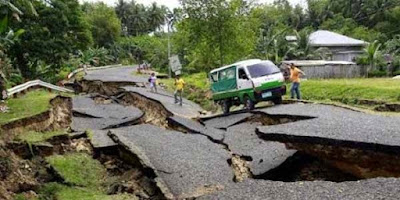 Gempa Tektonik, Yogyakarta