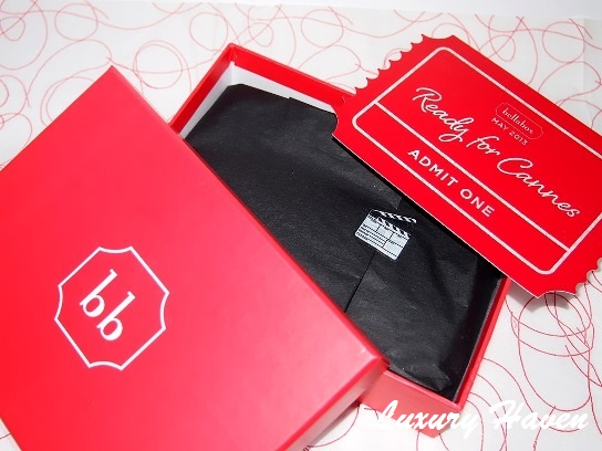 bellabox ready for cannes beauty blogger review