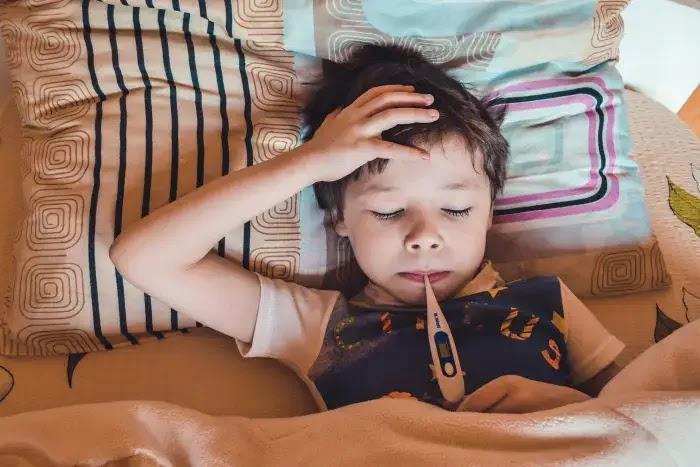 penyakit anak yang disebabkan infeksi bakteri