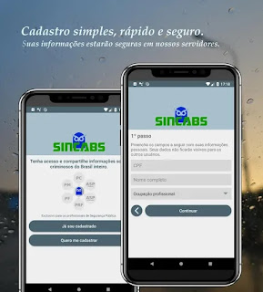 site policia mg aplicativo android para consulta de marginais