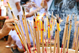 Incense Sticks (Agarbatti)