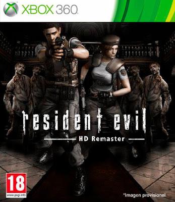 Resident Evil: HD Remaster PT-BR (JTAG/RGH) Xbox 360 Torrent