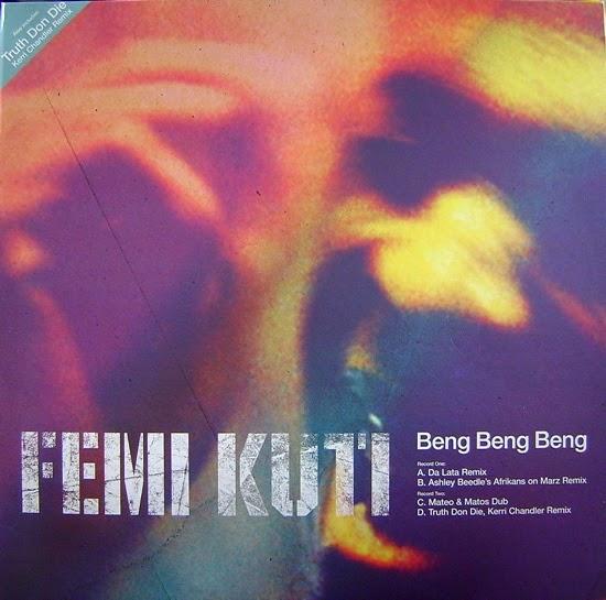 MusicTelevision.Com presents Femi Kuti: Beng Beng Beng