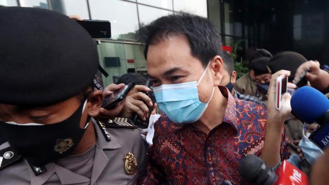 BREAKING NEWS: KPK Tangkap Azis Syamsuddin!
