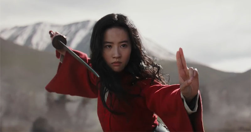 Mulan (2020) - Teaser