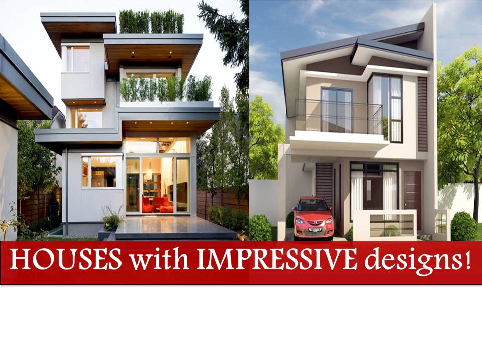 50 houses with impressive designs for Looking for house plans