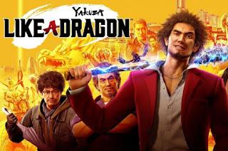 game pc offline terbaik Yakuza: Like a Dragon