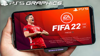 Download FIFA 22 Mod Android Version (Apk+Obb+Data)
