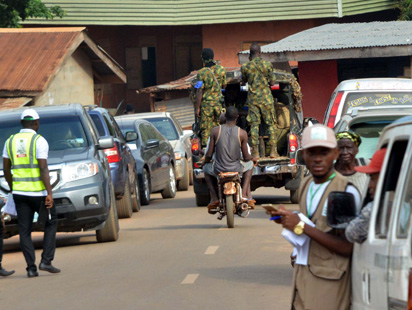 Anambra election: armed people appear in the voting unit, missing of voting material in Nnewi