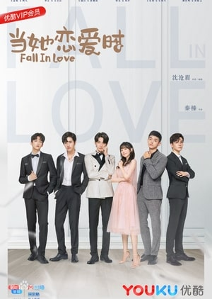 Fall in Love Plot synopsis, cast, trailer, Chinese Drama Tv series
