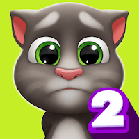 My Talking Tom 2 Apk Mod Unlimited Money