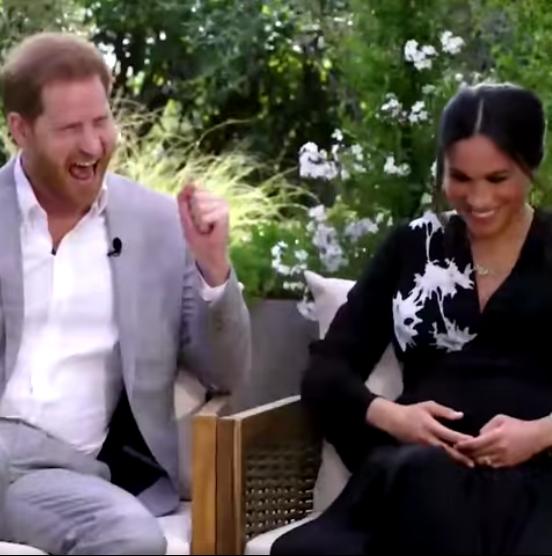 Meghan Markle and Prince Harry discloses they are expecting a baby girl