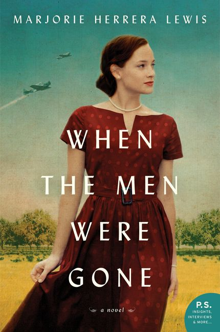 When the Men Were Gone book cover