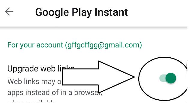 تعرف ميزة  Google Instant App المخفية التي تمكنك من تجربة التطبيقات قبل تنزلها في جوجل بلاي