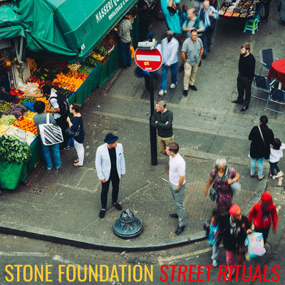 Stone Foundation - Street Rituals - Album Download, Itunes Cover, Official Cover, Album CD Cover Art, Tracklist